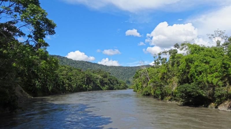 Rio Alto Madre de Dios - Peru